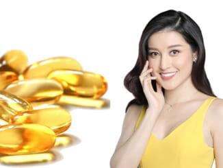 Cách sử dụng vitamin E để sở hữu làn da tươi sáng