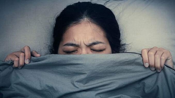 Hầu hết những hiện tượng kỳ lạ xảy ra trong lúc ta đang ngủ đều vô hại