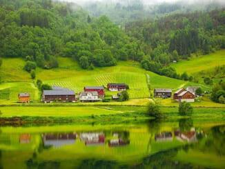 Triết lí sống hạnh phúc của quốc gia Na Uy