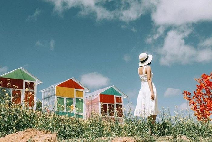 Sunny farm homestay Đà Lạt