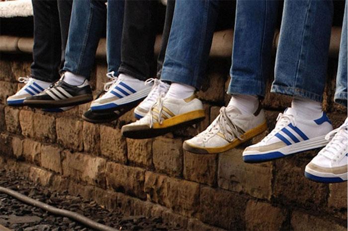 Adidas Samba định hình nên thiết kế cho tất cả các đôi sneaker Adidas sau này