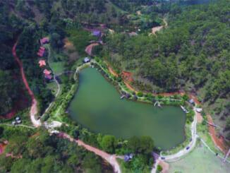 Làng Cù Lần- một thung lũng nhỏ dưới chân núi Langbiang